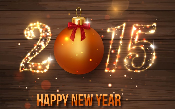 2015 Happy New Year Theme Desktop Wallpaper 08 Views:2827