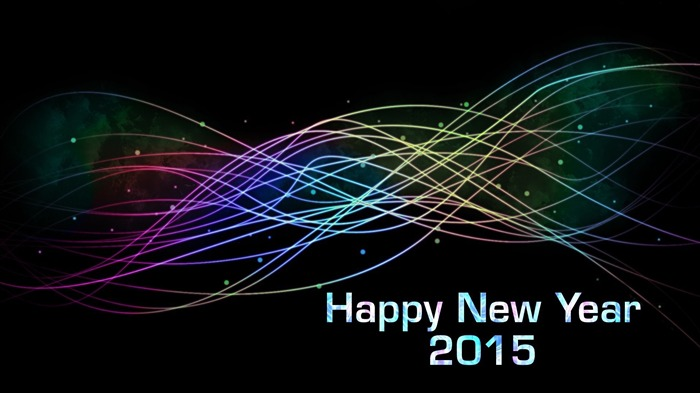 2015 Happy New Year Theme Desktop Wallpaper 14 Views:1889