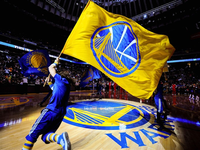 Golden State Warriors-Sports HD Wallpaper Views:8937