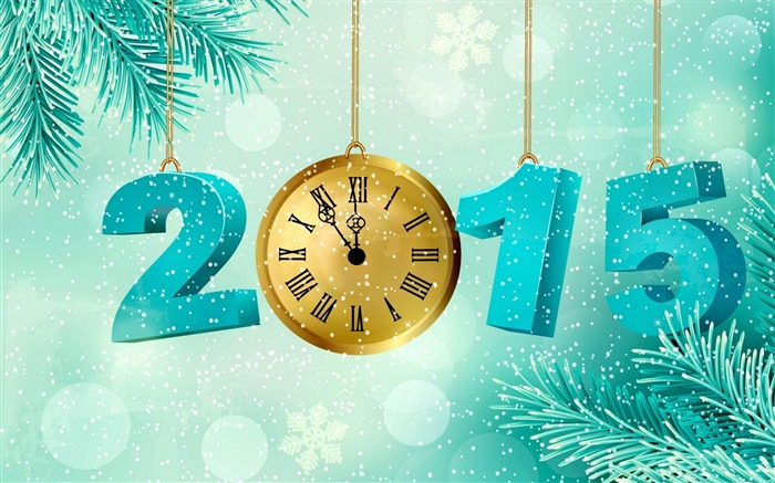 Happy New Year 2015 Theme Desktop Wallpapers 04