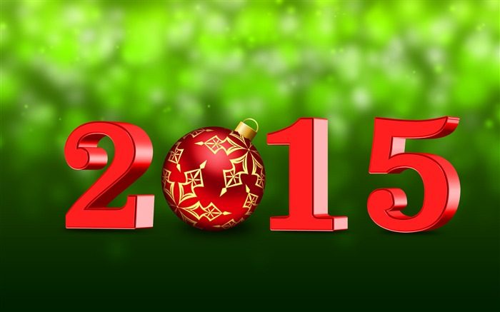 Happy New Year 2015 Theme Desktop Wallpapers 06