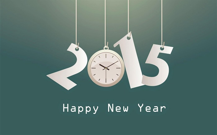 Happy New Year 2015 Theme Desktop Wallpapers 08