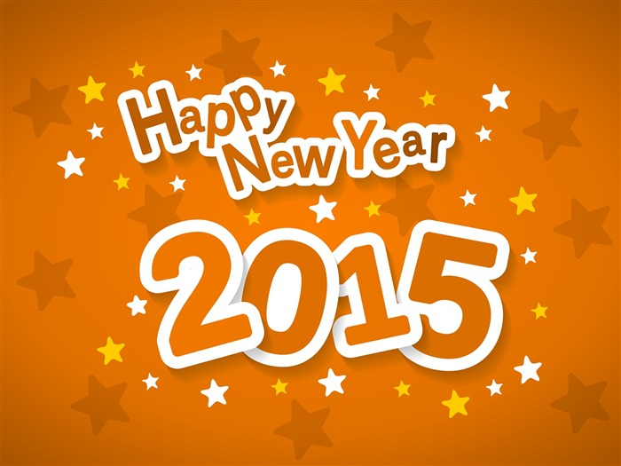 Happy New Year 2015 Theme Desktop Wallpapers 09