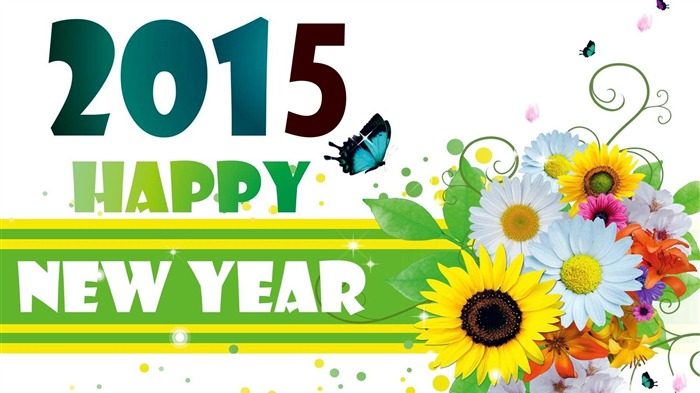 Happy New Year 2015 Theme Desktop Wallpapers 12 Views:2502