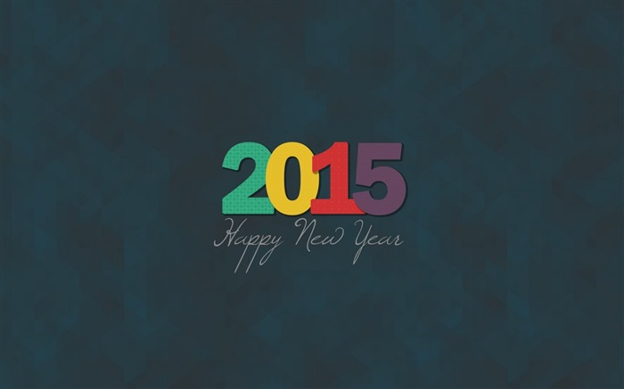 Happy New Year 2015 Theme Desktop Wallpapers 14 Views:2338