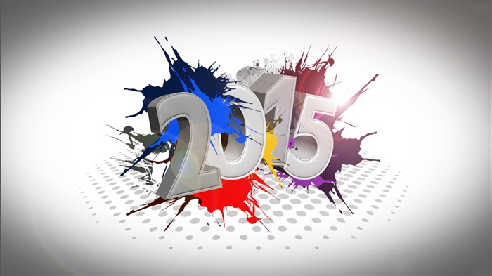 Happy New Year 2015 Theme Desktop Wallpapers 15 Views:2565