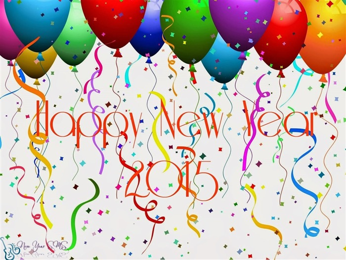 Happy New Year 2015 Theme Desktop Wallpapers 16 Views:1387