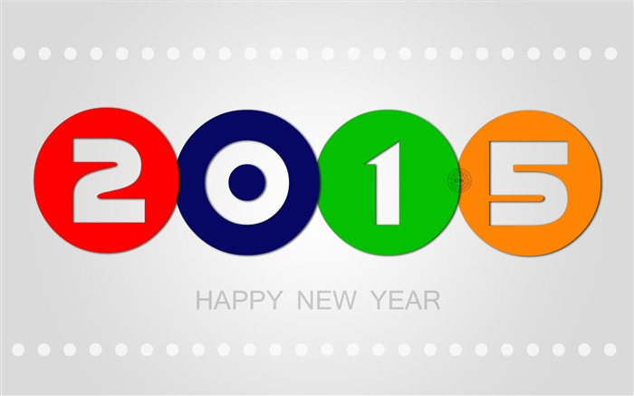Happy New Year 2015 Theme Desktop Wallpapers 17 Views:1395