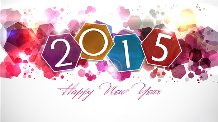 Happy New Year 2015 Theme Desktop Wallpapers 20 Views:1084