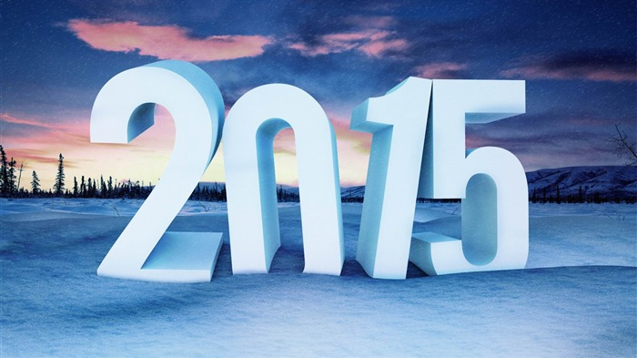 Happy New Year 2015 Theme Desktop Wallpapers Views:10567