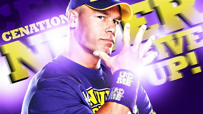 John Cena-Sports HD Wallpaper Views:2659