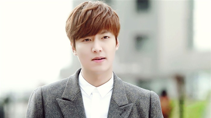 Lee Min Ho Cute-High Quality Wallpaper Views:4682
