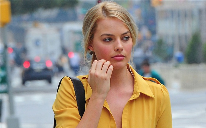 Margot Robbie-Photo HD Wallpapers Views:4451