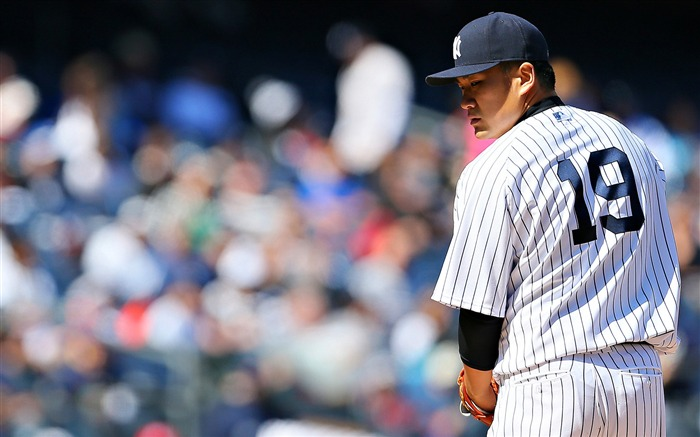 Masahiro Tanaka-Sports HD Wallpapers Views:2276