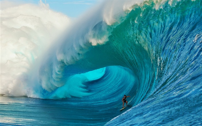 Mavericks Surf-Sports HD Wallpapers Views:3781
