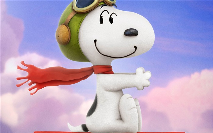 Peanuts 2015 Movie HD Desktop Wallpaper Views:7974