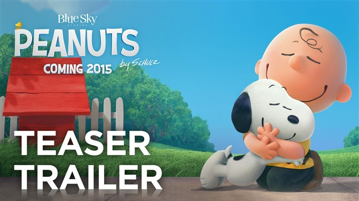 Peanuts 2015 Movie HD Desktop Wallpaper 03 Views:2280