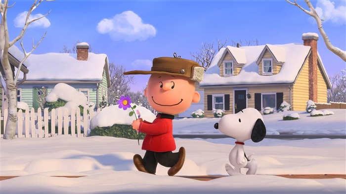 Peanuts 2015 Movie HD Desktop Wallpaper 04 Views:2287