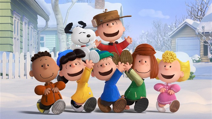 Peanuts 2015 Movie HD Desktop Wallpaper 05 Views:2748