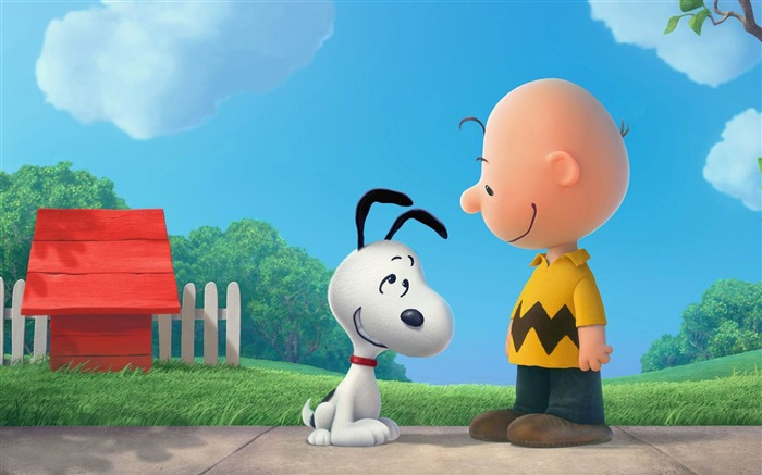 Peanuts 2015 Movie HD Desktop Wallpaper 08 Views:2424