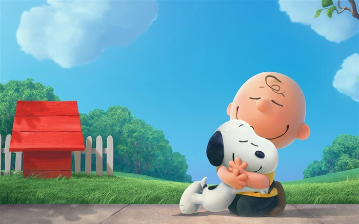 Peanuts 2015 Movie HD Desktop Wallpaper 09 Views:2377