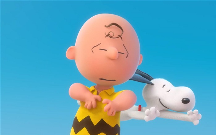 Peanuts 2015 Movie HD Desktop Wallpaper 10 Views:2099