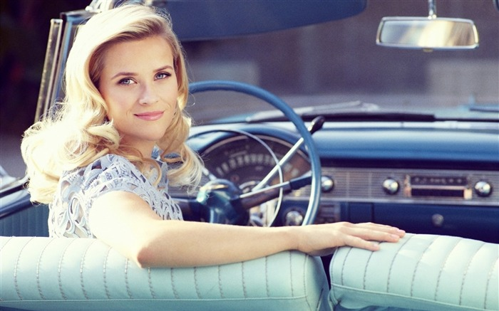 Reese Witherspoon-Photo HD Wallpaper Views:2292