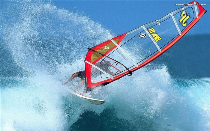 Windsurfing-Sports HD Wallpaper Views:2115