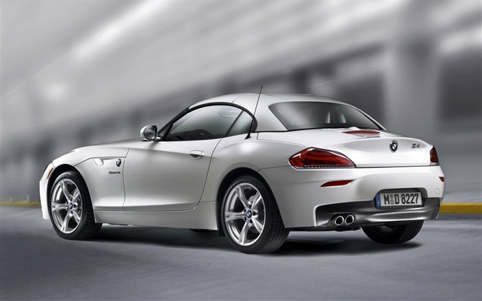 bmw z4 m coupe-High Quality Wallpaper Views:2266