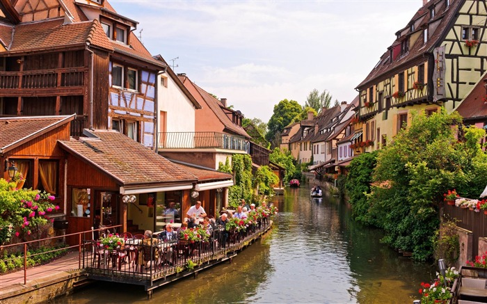 colmar alsace view-High Quality Wallpaper Views:3289
