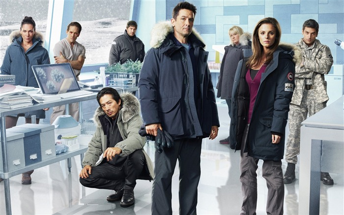 Helix TV Series HD widescreen wallpaper Views:5080