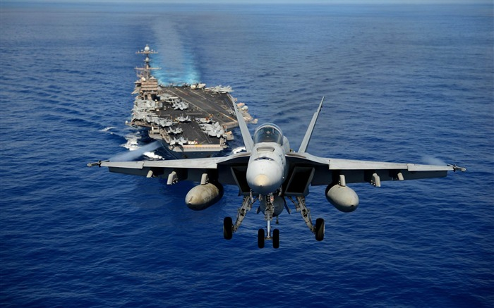 navy fighter-Military HD Wallpaper Views:3888