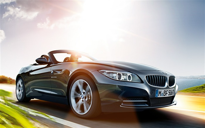 2015 BMW Z4 Cars HD Widescreen Wallpaper Views:10099