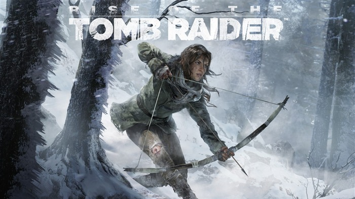 Rise of the Tomb Raider 2015 HD Game Wallpaper Views:15510