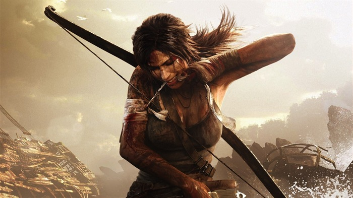 Rise of the Tomb Raider 2015 HD Game Wallpaper 05 Views:4137