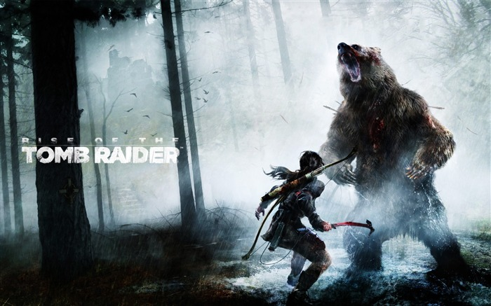 Rise of the Tomb Raider 2015 HD Game Wallpaper 12 Views:3624
