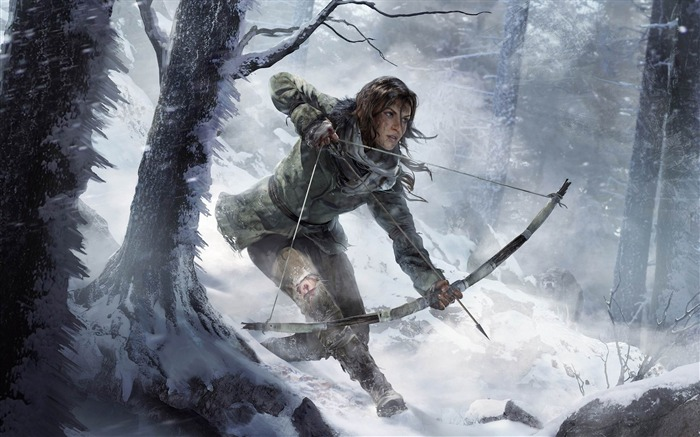 Rise of the Tomb Raider 2015 HD Game Wallpaper 14 Views:2737