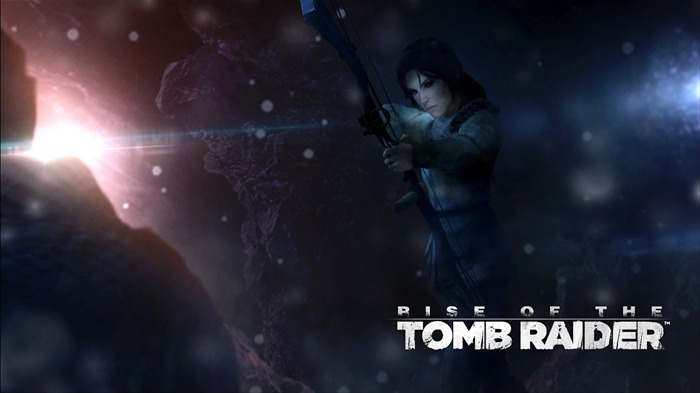 Rise of the Tomb Raider 2015 HD Game Wallpaper 16 Views:1502