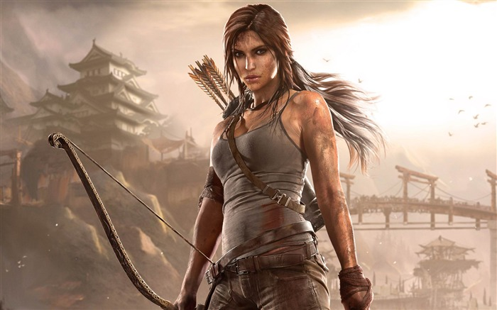 Rise of the Tomb Raider 2015 HD Game Wallpaper 19 Views:1729