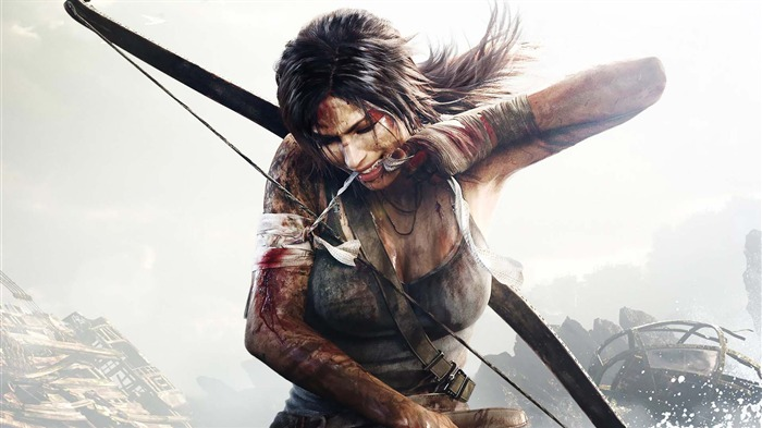 Rise of the Tomb Raider 2015 HD Game Wallpaper 20 Views:1215