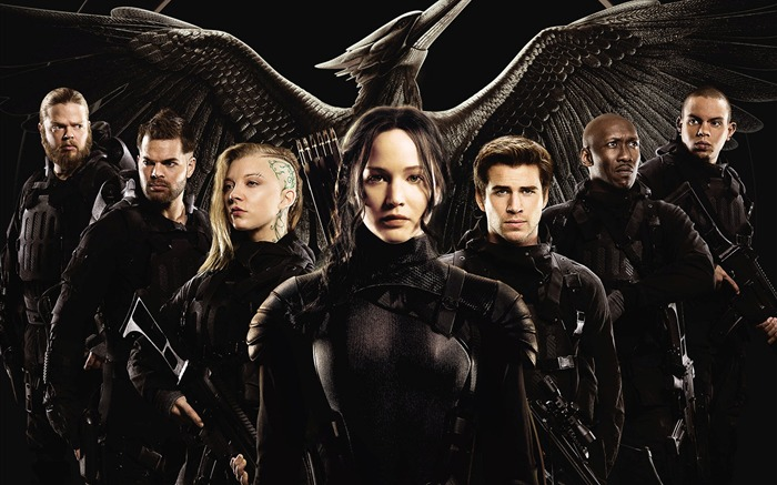 The Hunger Games Mockingjay Movie HD Wallpaper Views:4923