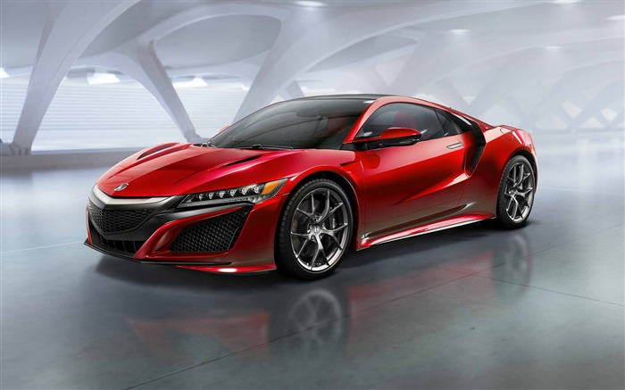 Honda NSX 2015 Auto HD Widescreen Wallpaper Views:11785