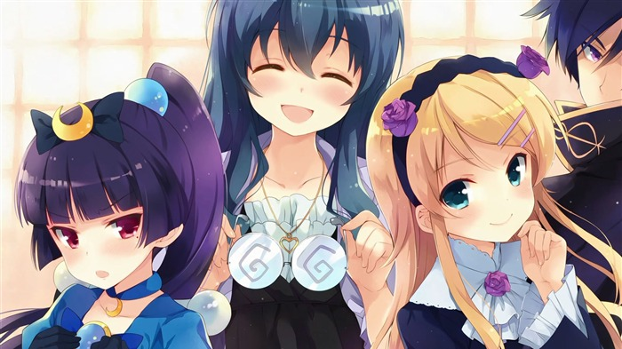Oreimo 2-Cartoon HD wallpaper Views:3075