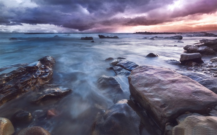 Seascape-HD Scenery Wallpaper Views:2834