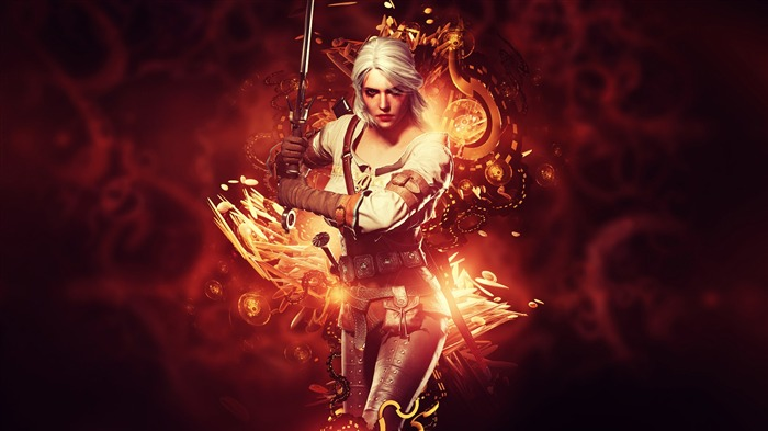 THE WITCHER 3 WILD HUNT Game HD Wallpaper 03 Views:3364