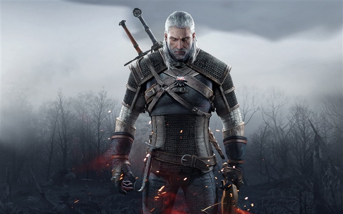 THE WITCHER 3 WILD HUNT Game HD Wallpaper 08 Views:3742