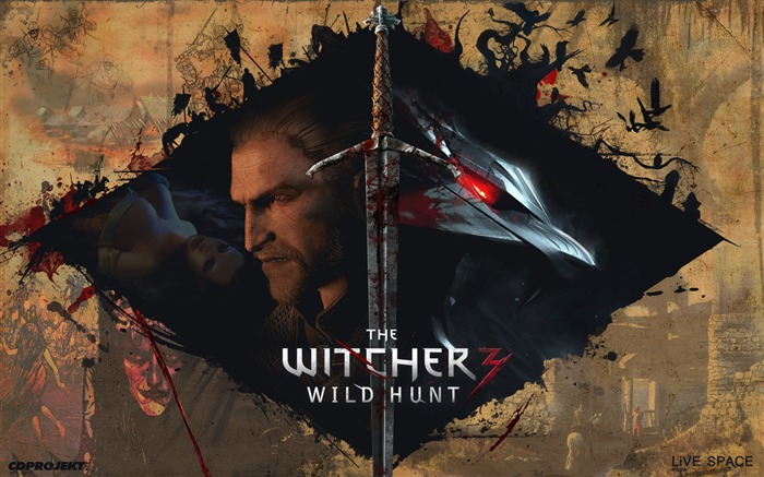 THE WITCHER 3 WILD HUNT Game HD Wallpaper 12 Views:4754