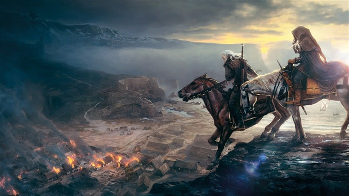 THE WITCHER 3 WILD HUNT Game HD Wallpaper 22 Views:1958