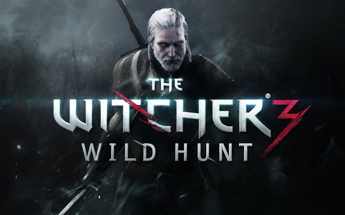 THE WITCHER 3 WILD HUNT Game HD Wallpaper Views:15920