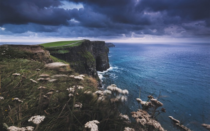 ireland tourist attractions-HD Scenery Wallpaper Views:2360